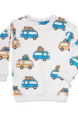CarlijnQ | Nu -25% KORTING CarlijnQ road trippin' - sweater