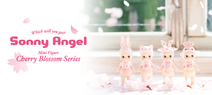 Sneak Peak: Sonny Angel Cherry Blossom serie