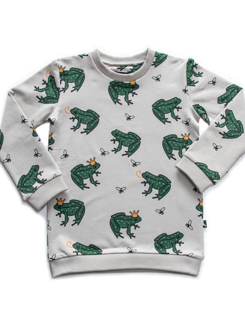 CarlijnQ sweater kikker