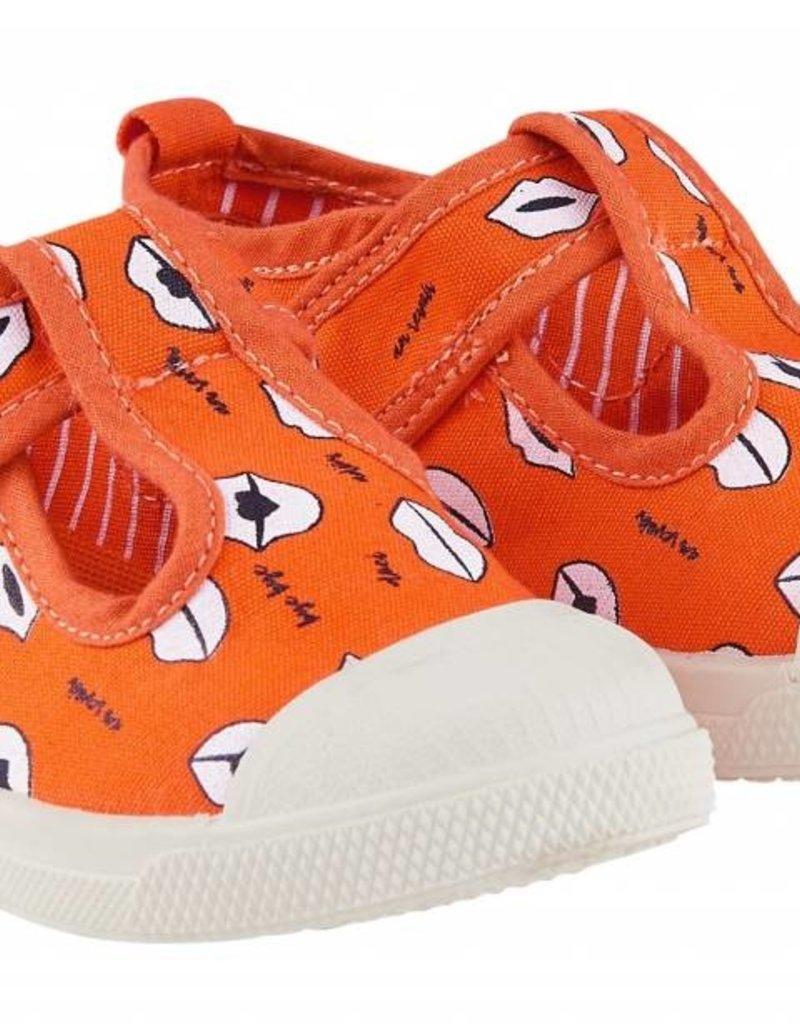 CarlijnQ CarlijnQ - Kiss Goodbye klittenband schoenen