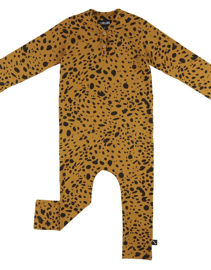 CarlijnQ CarlijnQ - Spotted Animal jumpsuit