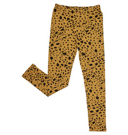 CarlijnQ CarlijnQ - Spotted Animal legging (Laatste! Mt 50/56 en 122/128)