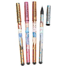 TOPModel TOPModel gelpennen van 4 metallic kleuren