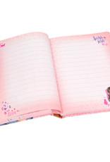 TOPModel TOPModel dagboek met geheime code