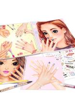 TOPModel TOPModel Create Your hand design kleurboek