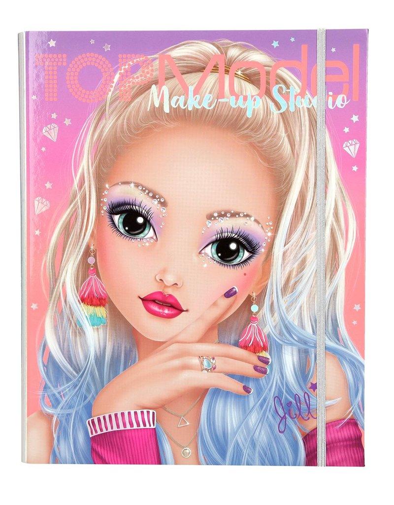 TOPModel TOPModel Make-Up Creatiemap