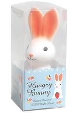 Led nachtlampje hungry bunny