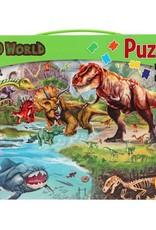 Dino World Puzzel Dinosauriërs 50 stukjes