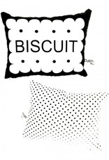 Dutch-Lifestyle Witte biscuit ratel