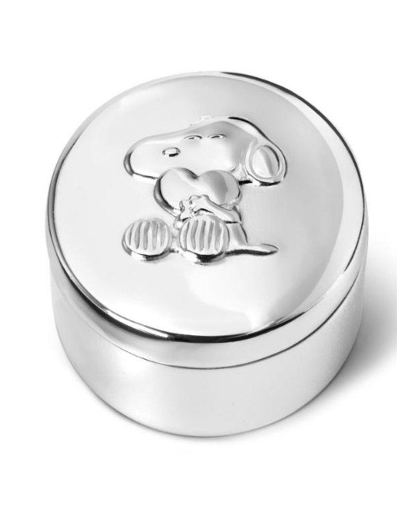 Snoopy Snoopy Tandjes en/of haarlok doosje