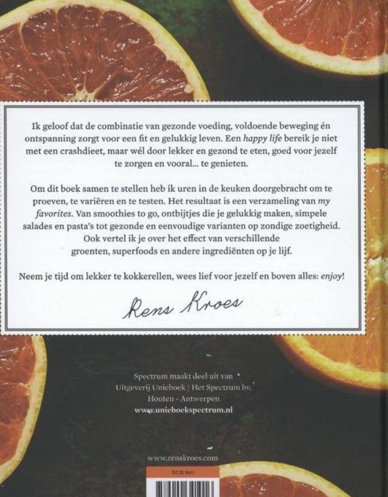 Rens Kroes Powerfood