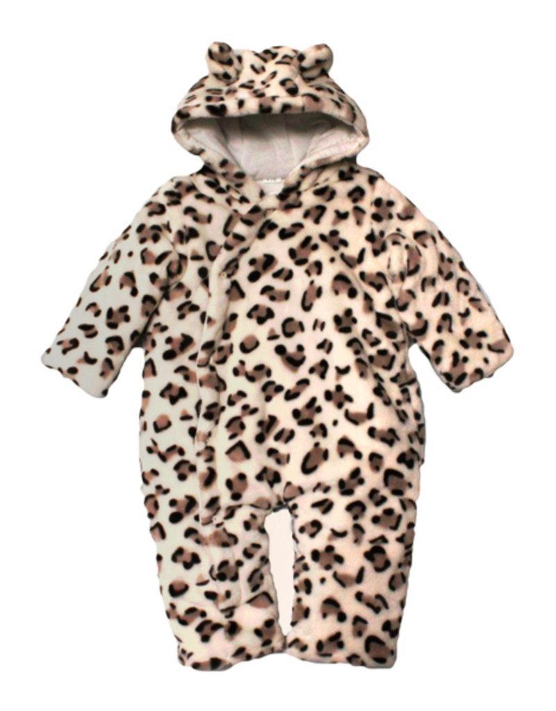 Angel Gevoerd luipaard sneeuwpakje