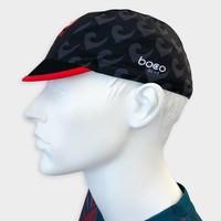 Challenge Cycling Cap schwarz
