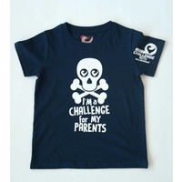 "Challenge Roth Kids-Shirt ""Challenge for my parents"""