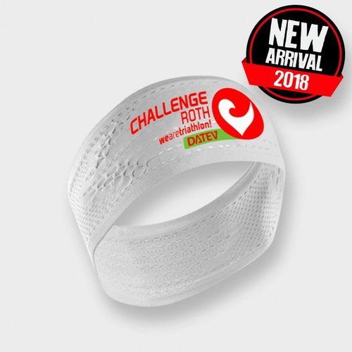 Compressport Headband Compressport weiß