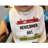 "Challenge Roth Babybib ""Newcomer"""