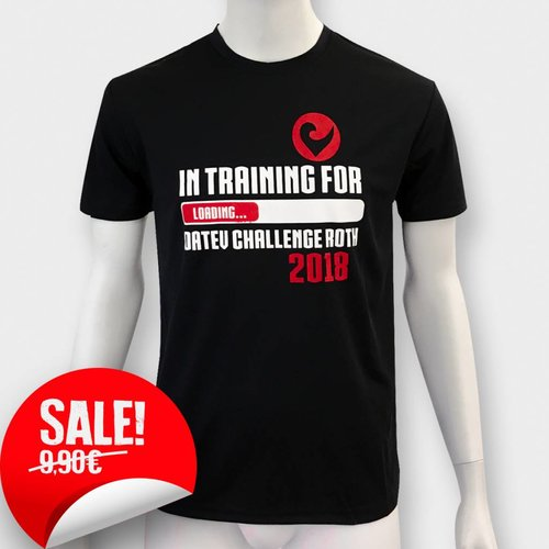 "Challenge Roth T-Shirt ""In Training for 2018"""