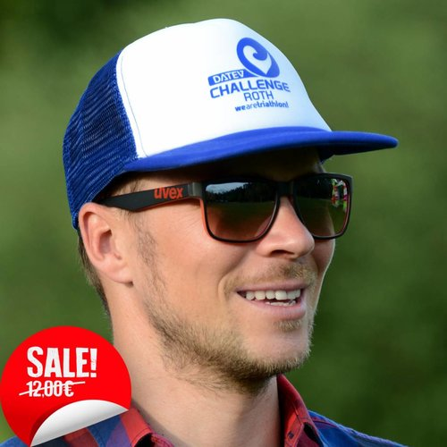 Challenge Roth Retro Cap Royal/White