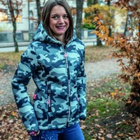 """Challenge Roth Thermo Jacke """"Camouflage"""""""