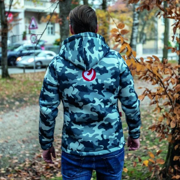 """Challenge Roth Thermo Jacket """"Camouflage"""""""