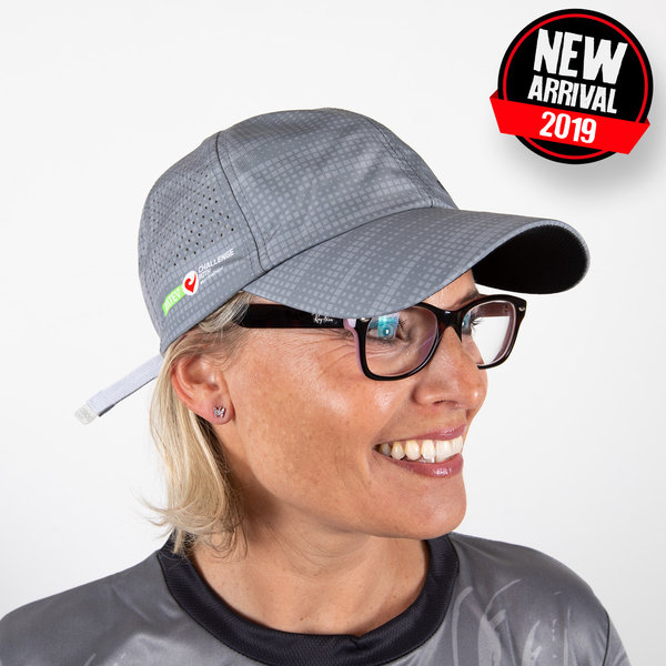 Challenge Elite Hat grey