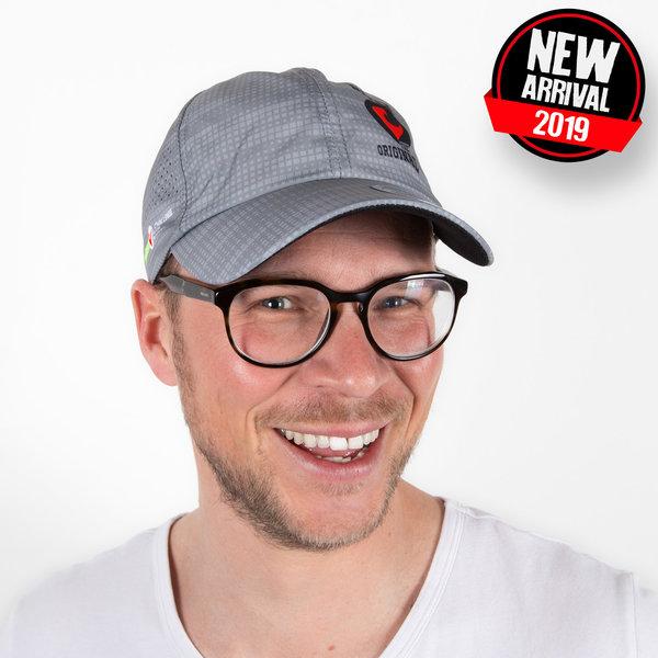 Challenge Elite Hat grau