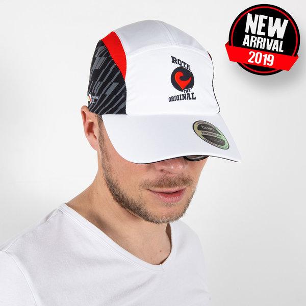 Challenge Tri Hat weiß