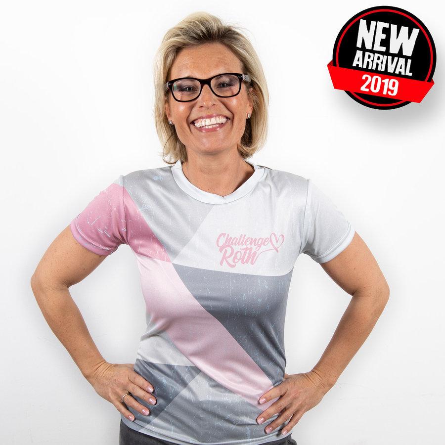 "Challenge Roth Women T-Shirt ""Challenge Rose"""