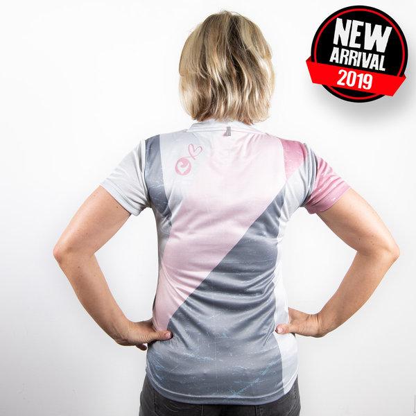 "Challenge Roth Damen T-Shirt ""Challenge Rose"""