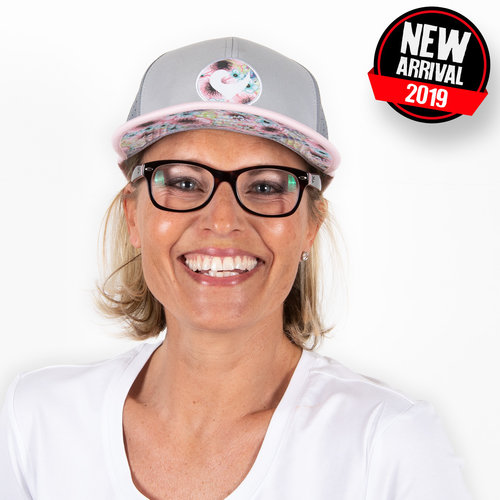 Tweener Hat grau-rose