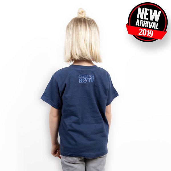 Challenge Roth Challenge Kids-Shirt Roboter