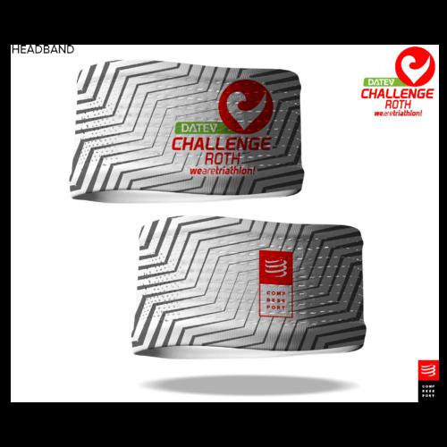 Compressport Compressport Headband weiß