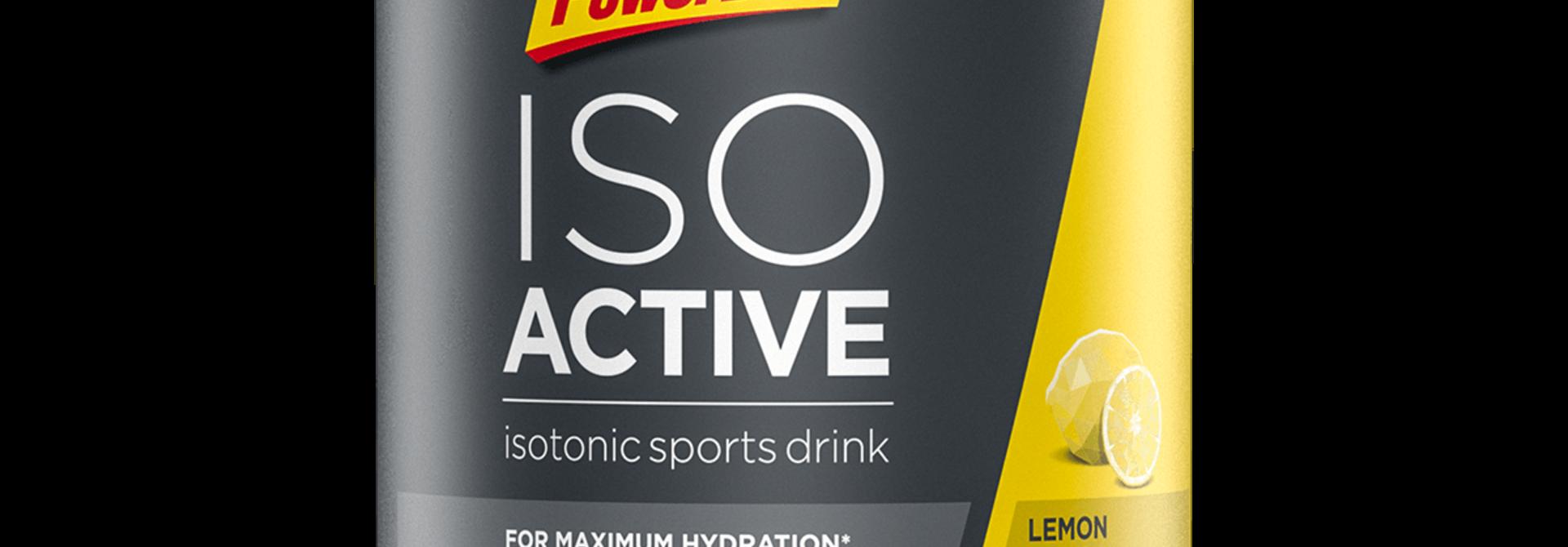 PowerBar Isoactive - Lemon