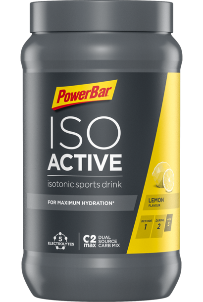 PowerBar Isoactive - Lemon