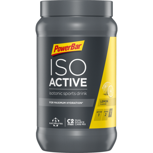 PowerBar PowerBar Isoactive - Lemon