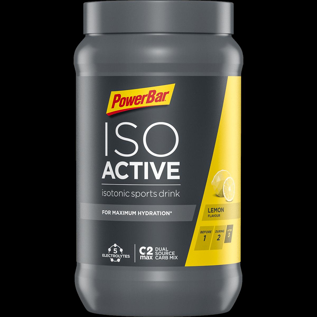 PowerBar Isoactive - Lemon-1