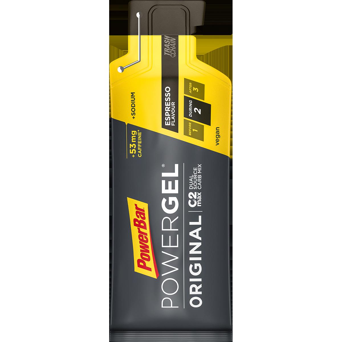 PowerBar PowerGel Original - Espresso-1