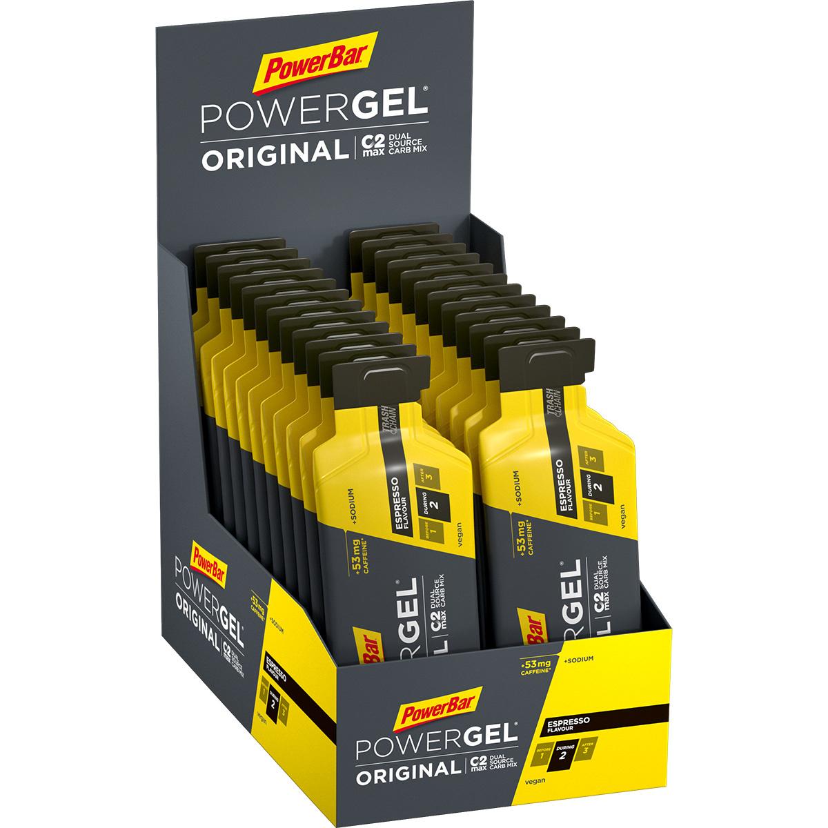 PowerBar PowerGel Original - Espresso-2