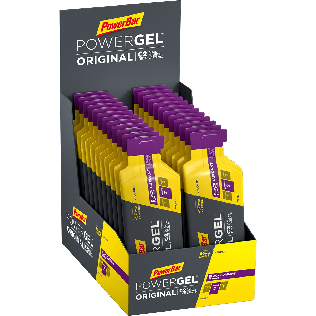 PowerBar PowerGel Original - Black Currant-2