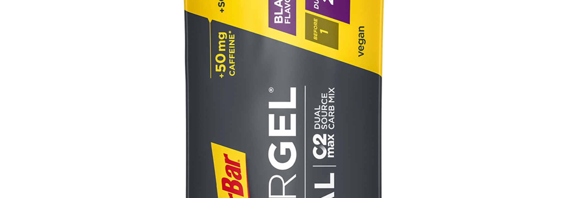 PowerBar PowerGel Original - Black Currant