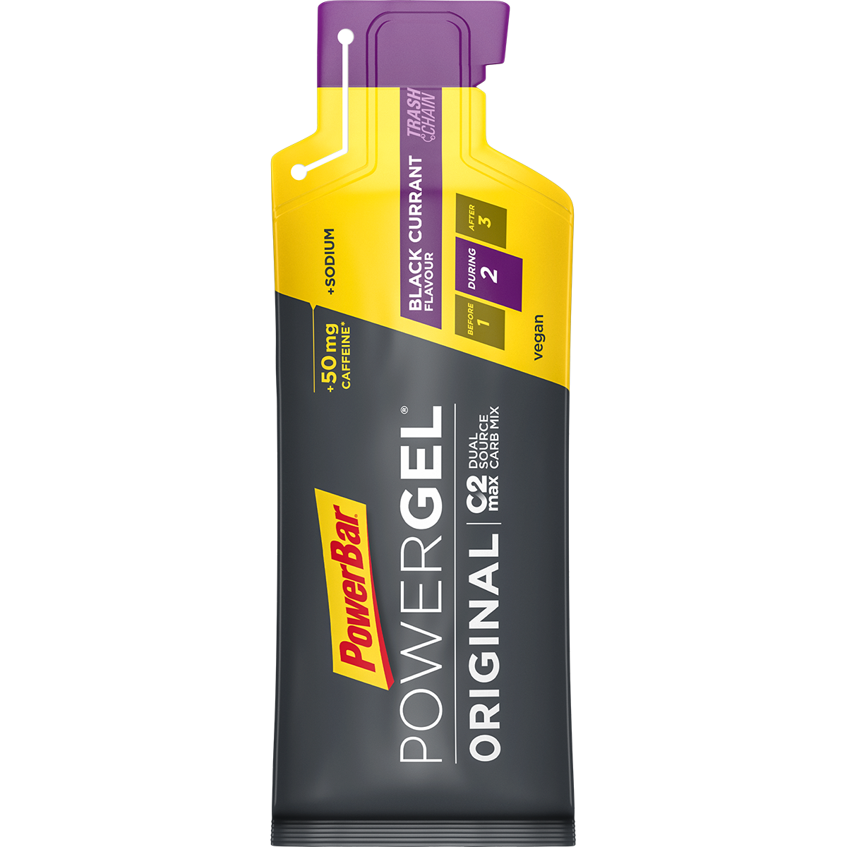 PowerBar PowerGel Original - Black Currant-1