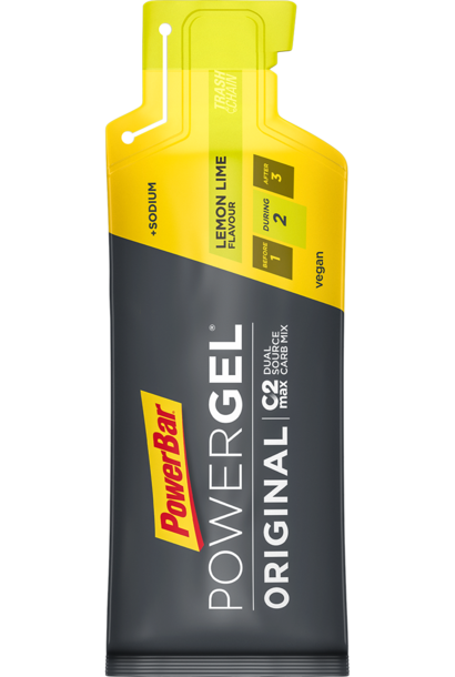 PowerBar PowerGel Original - Lemon Lime