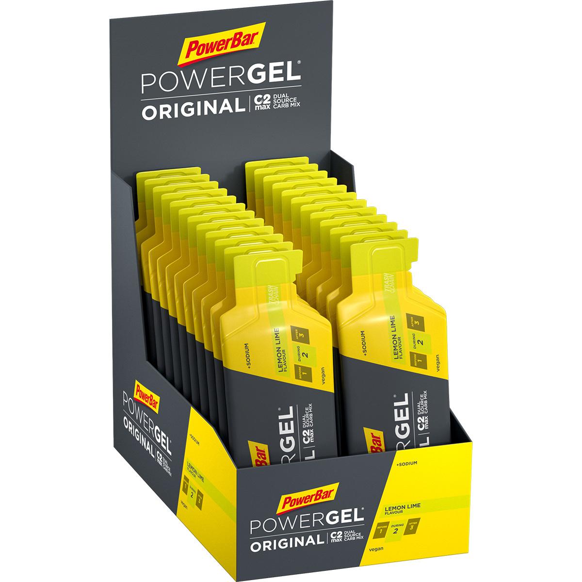 PowerBar PowerGel Original - Lemon Lime-2