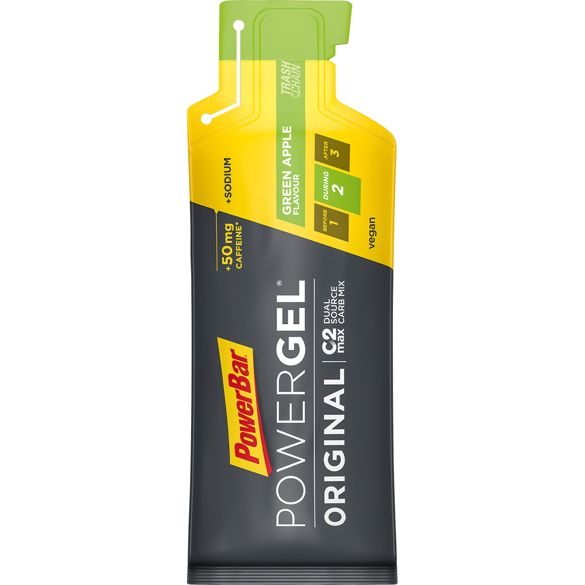 PowerBar PowerGel Original - Green Apple-1