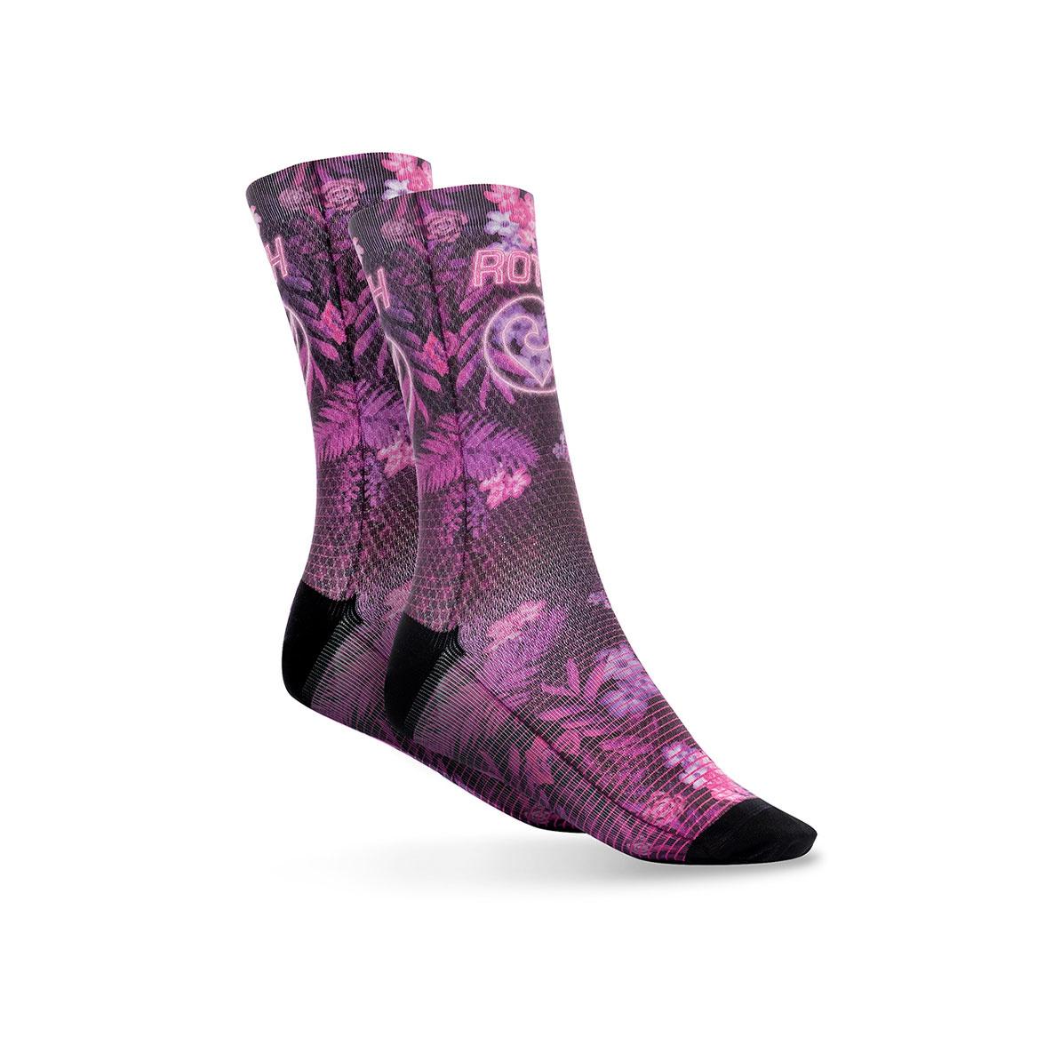 Performance Socks Rainforest-1