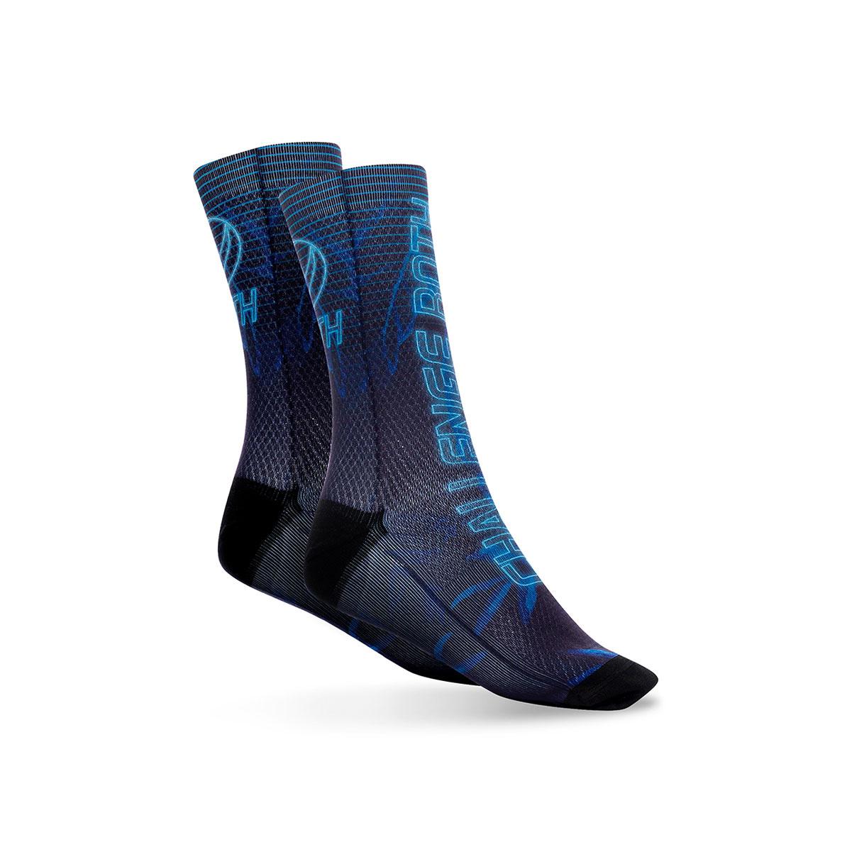 Performance Socks Midnight Blue-1