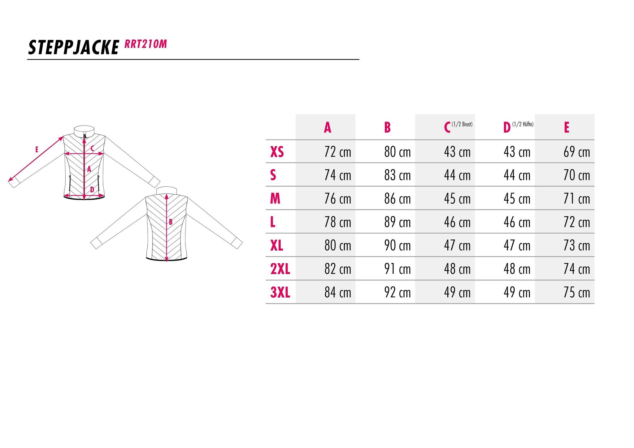 Premium Steppjacke Finishline-3