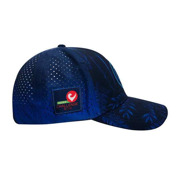 boco GEAR Technical Trucker Blue Leaves