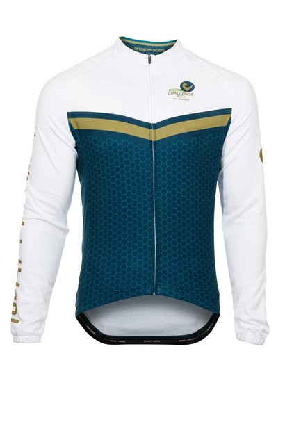Long Sleeve Bike Jacket Championship Design