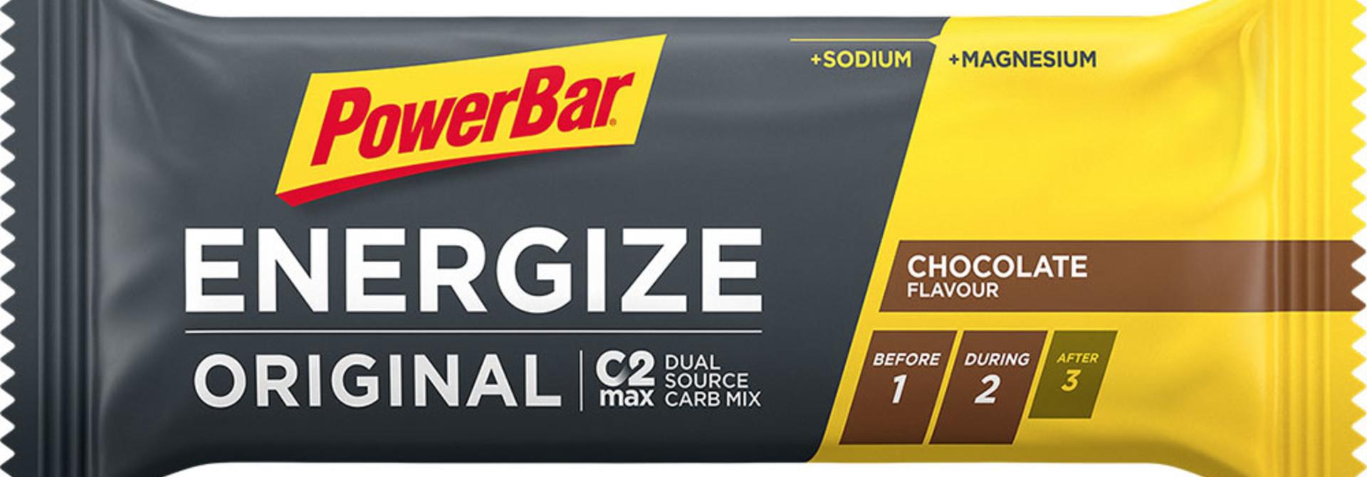 PowerBar Energize Original - Chocolate